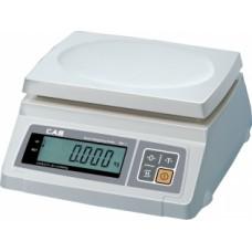Весы CAS SW-1/10кг (двусторонний дисплей)
