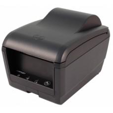 Чековый принтер Posiflex Aura-9000-B (USB, RS, черный) с БП