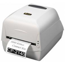 Argox CP-2140-SB (термо/термотрансфертная печать, COM, LPT, USB, ширина печати 104 мм, скорость 102 мм/с)
