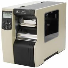 Zebra 110Xi4  (203 dpi, RS232, USB, LPT, 10/100 Ethernet, скорость печати 356 мм/сек, ширина печати 102 мм, отделитель-смотчик)
