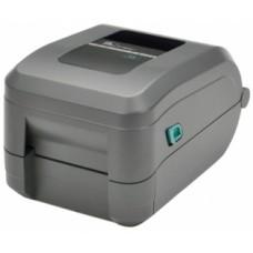 Zebra GT800 (203 dpi, RS232, USB, LPT, отделитель)