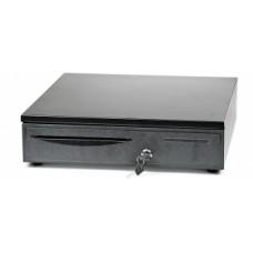 Денежный ящик АТОЛ CD-405-B черный, 405x420x100, 24V, для ШТРИХ-ФР