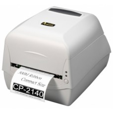 Argox CP-2140-SB (термо/термотрансфертная печать, COM, LPT, USB, ширина печати 104 мм, скорость 102 мм/с, НОЖ)