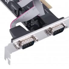 PCI контроллер 2S serial port