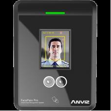 Bio-Station Facepass Pro Автономная система учёта рабочего времени по распознаванию лица