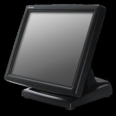 """Сенсорный POS-монитор 12"""" Posiflex TM-2012 черный, USB"""